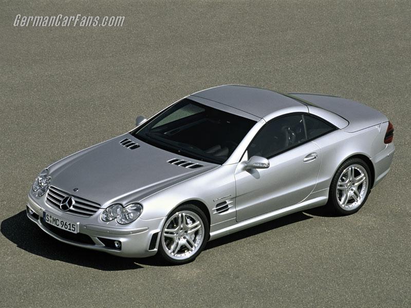 [Photos] Galerie : La Mercedes SL R230 1002bi11