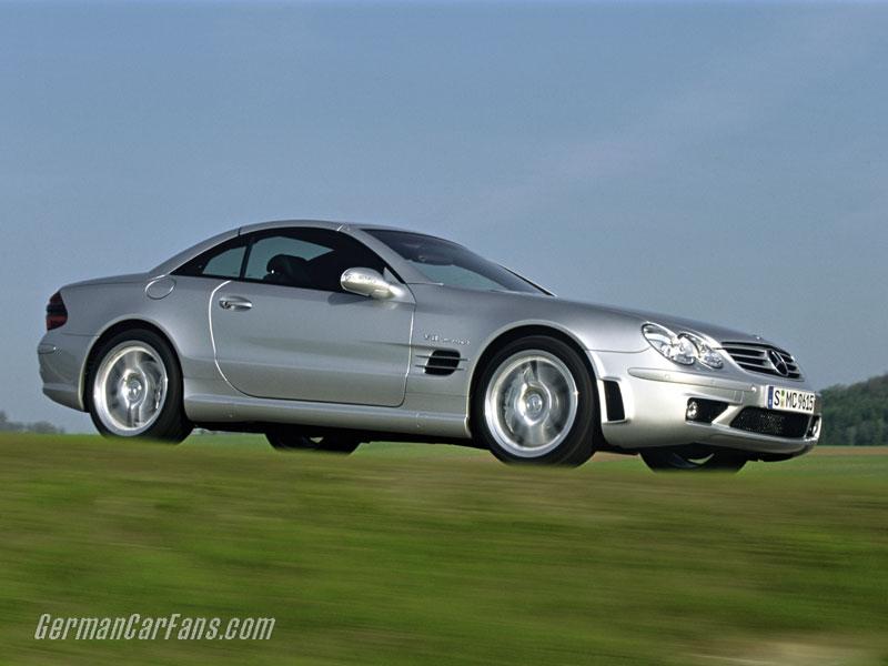 [Photos] Galerie : La Mercedes SL R230 1003bi12