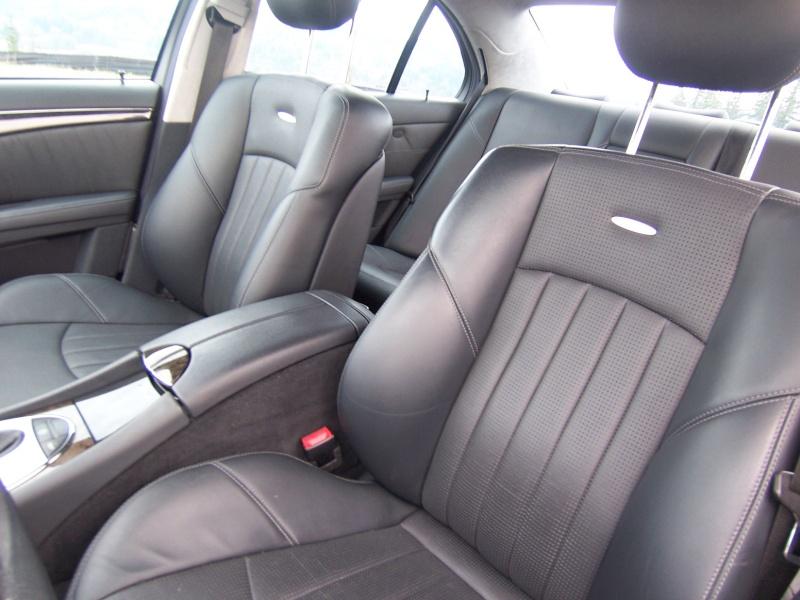 [Essai] La Mercedes E 55 AMG (W211) 100_5014