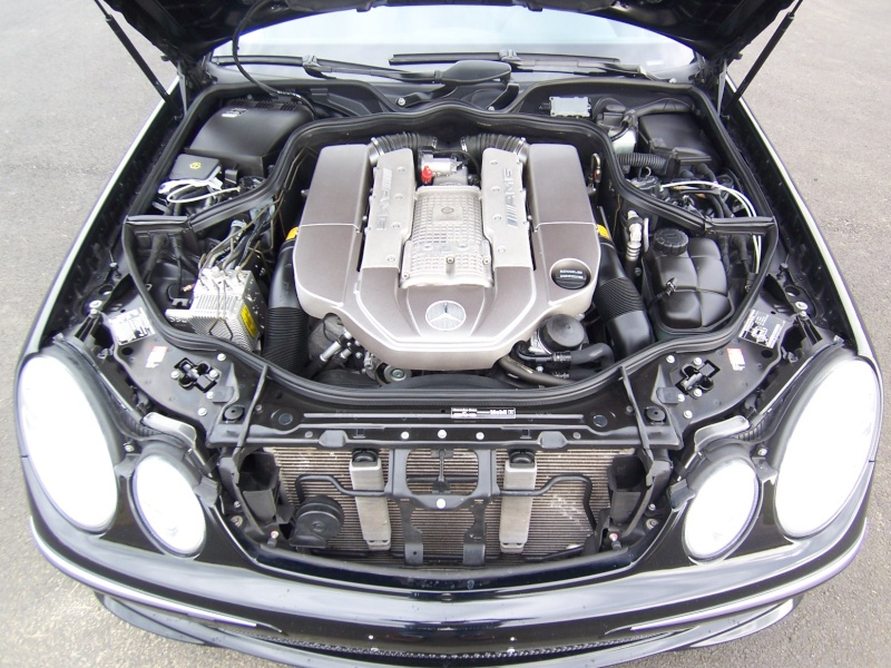 [Essai] La Mercedes E 55 AMG (W211) 100_5015