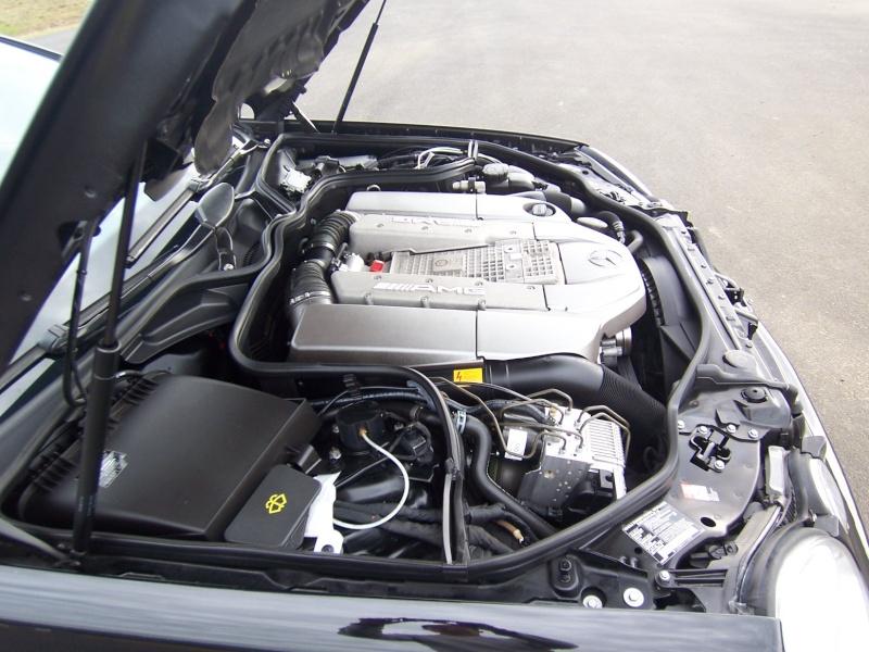 [Essai] La Mercedes E 55 AMG (W211) 100_5016