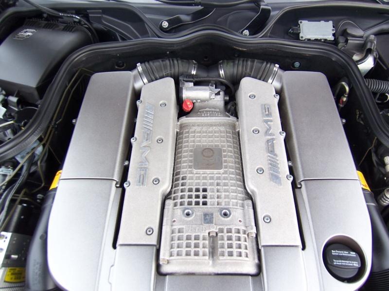 [Essai] La Mercedes E 55 AMG (W211) 100_5017