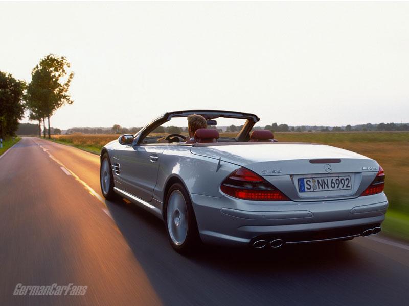 [Photos] Galerie : La Mercedes SL R230 1010bi10