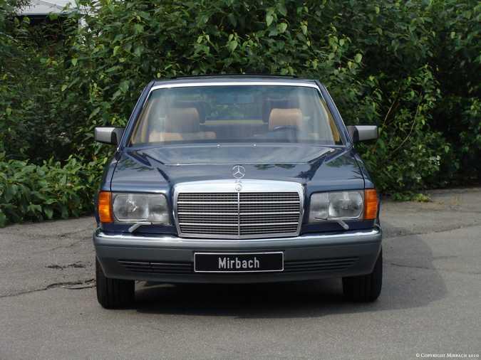 Les Mercedes 500/560 SE/SEL (W126)  10_67519