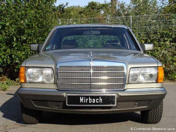 Les Mercedes 500/560 SE/SEL (W126)  10_67520