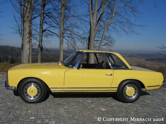 "La ""Pagode"" 280 SL (W113 1967-1971)  10_67521"