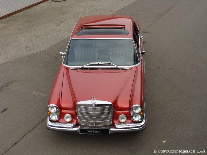La Mercedes 250 S-SE / 280 S-SE / 300 SE (W108/W109) Berline   10_67527