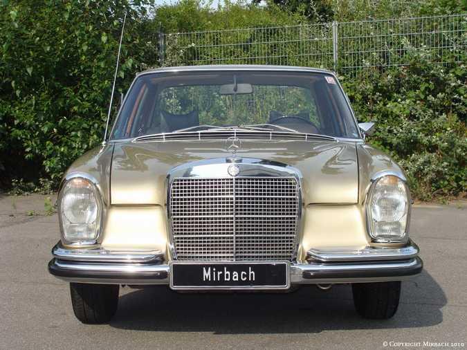 La Mercedes 250 S-SE / 280 S-SE / 300 SE (W108/W109) Berline   10_67529