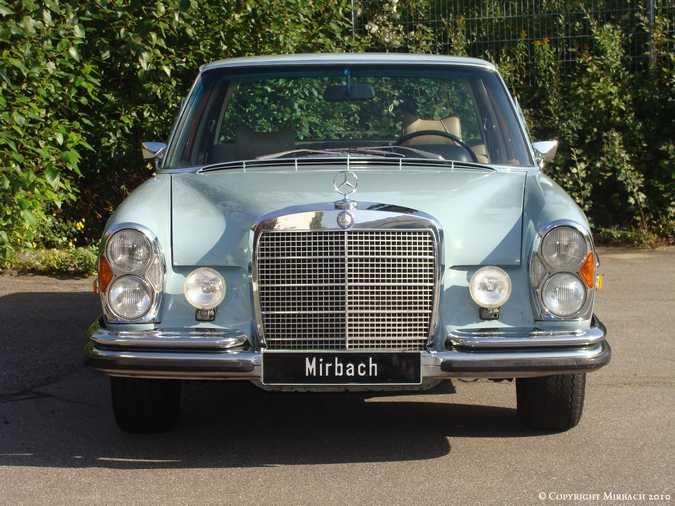 La Mercedes 250 S-SE / 280 S-SE / 300 SE (W108/W109) Berline   10_67530