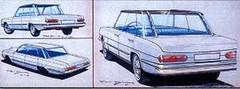 [Designer] Paul Bracq chez Mercedes-Benz  11111t10
