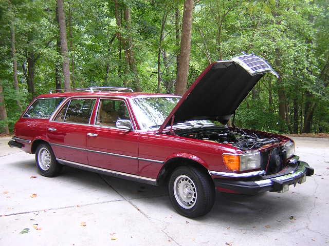 La Mercedes 450 SEL Estate 1167_d10