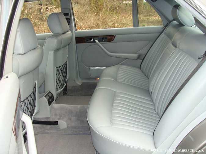 Les Mercedes 500/560 SE/SEL (W126)  11_67522