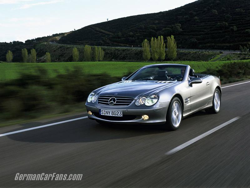 [Photos] Galerie : La Mercedes SL R230 1203bi10