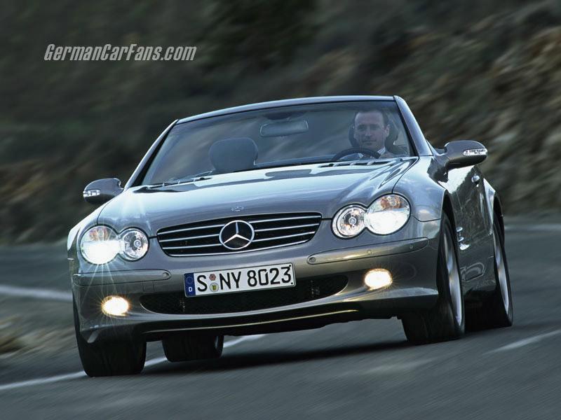 [Photos] Galerie : La Mercedes SL R230 1205bi10