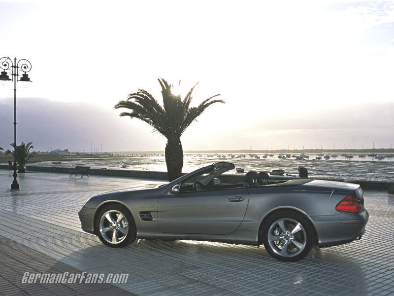 [Photos] Galerie : La Mercedes SL R230 1213bi10
