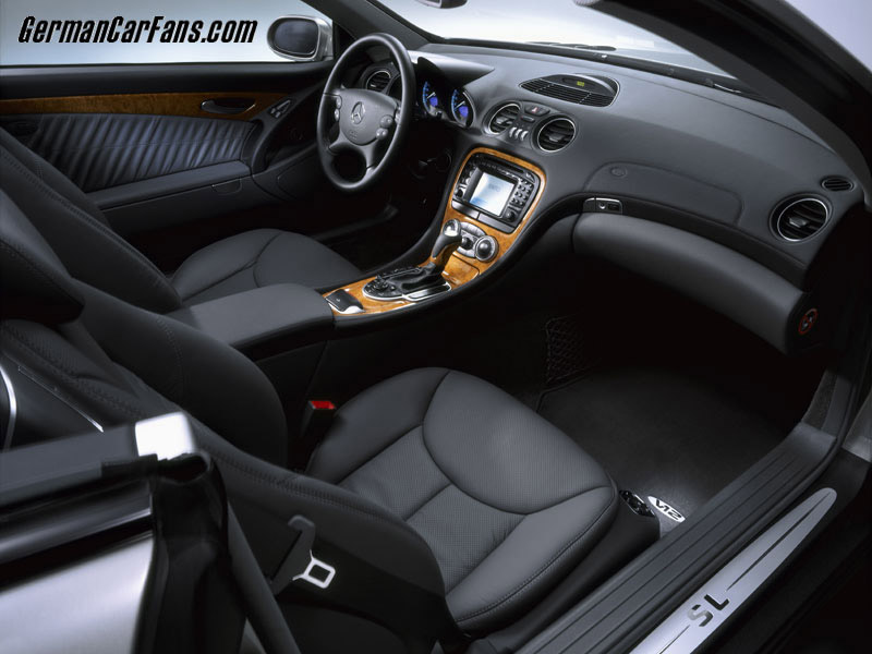 [Photos] Galerie : La Mercedes SL R230 1215bi10
