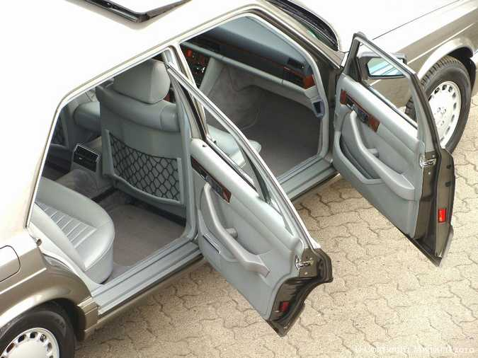 Les Mercedes 500/560 SE/SEL (W126)  12_67522