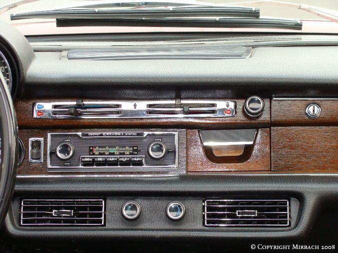 La Mercedes 250 S-SE / 280 S-SE / 300 SE (W108/W109) Berline   12_67530