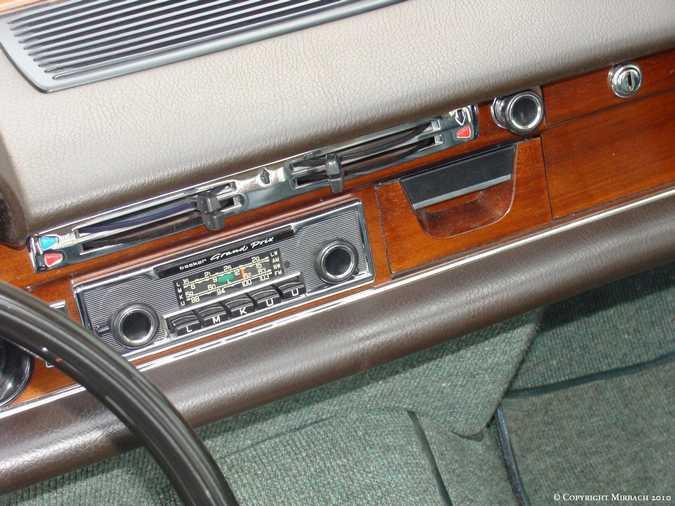 La Mercedes 250 S-SE / 280 S-SE / 300 SE (W108/W109) Berline   12_67531