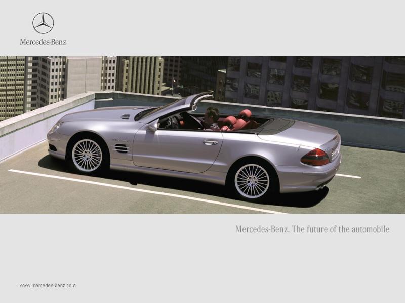 [Photos] Galerie : La Mercedes SL R230 1311110