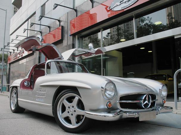 Les répliques de Mercedes 13117110