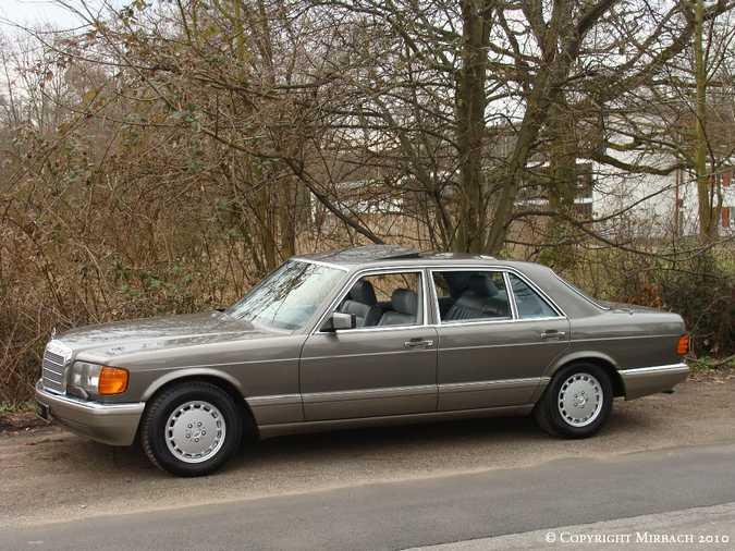 Les Mercedes 500/560 SE/SEL (W126)  13_67522