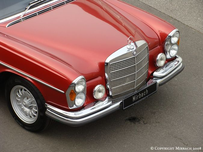 La Mercedes 250 S-SE / 280 S-SE / 300 SE (W108/W109) Berline   13_67529