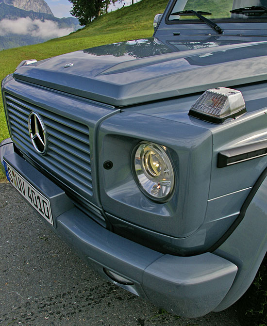 [Essai] Le Mercedes-Benz G 320 CDI 1408_110
