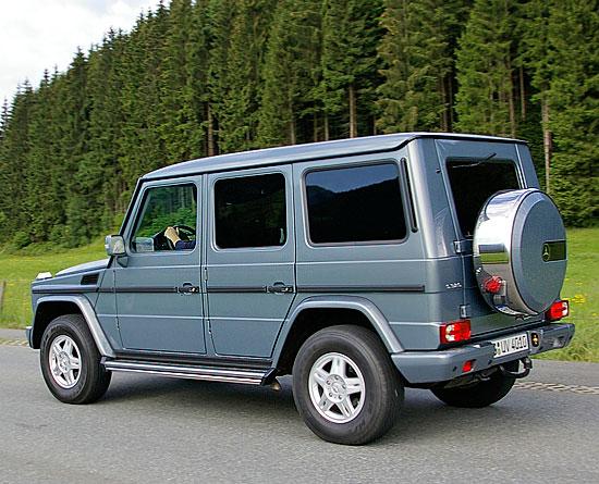 [Essai] Le Mercedes-Benz G 320 CDI 1408_111