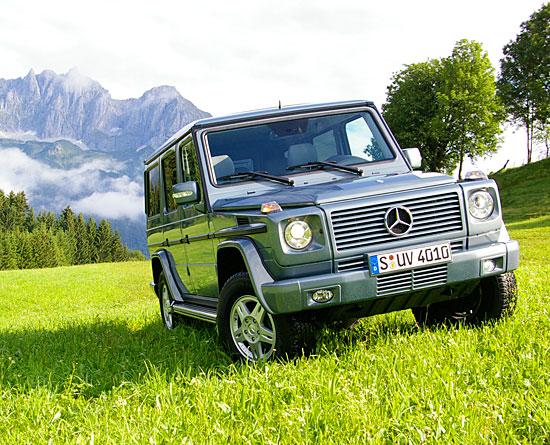 [Essai] Le Mercedes-Benz G 320 CDI 1408_116