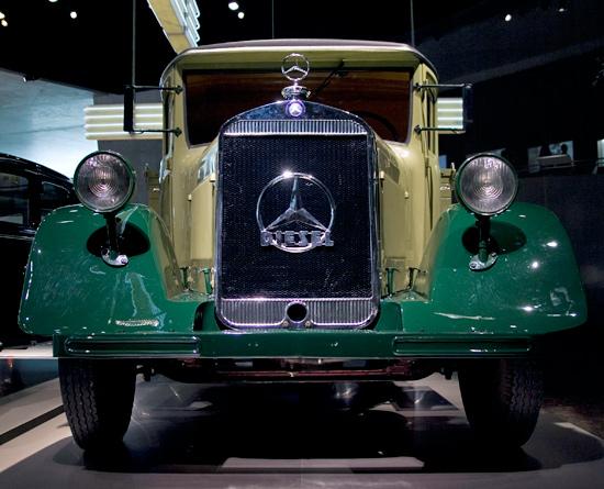 [Historique] Les Poids lourds Mercedes  14361i11