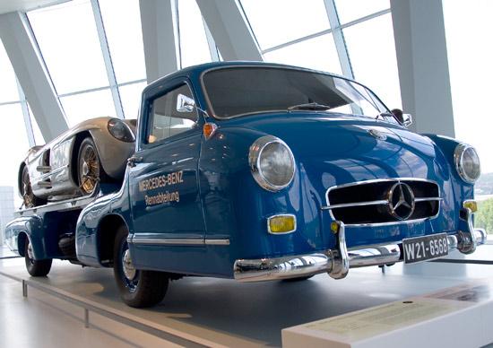 [Historique] Les Poids lourds Mercedes  14367310