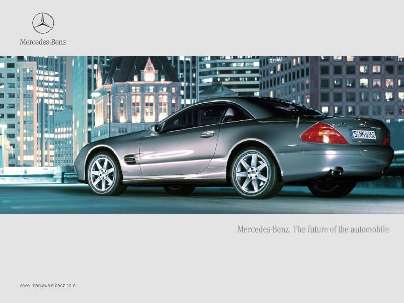 [Photos] Galerie : La Mercedes SL R230 1472410