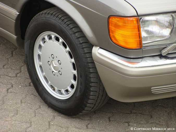 Les Mercedes 500/560 SE/SEL (W126)  14_67522