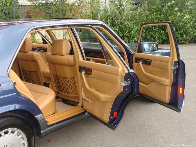 Les Mercedes 500/560 SE/SEL (W126)  14_67523
