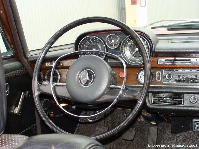 La Mercedes 250 S-SE / 280 S-SE / 300 SE (W108/W109) Berline   14_67528