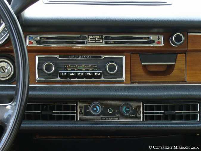 La Mercedes 250 S-SE / 280 S-SE / 300 SE (W108/W109) Berline   14_67530