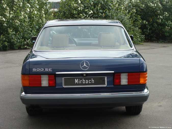 Les Mercedes 500/560 SE/SEL (W126)  15_67522