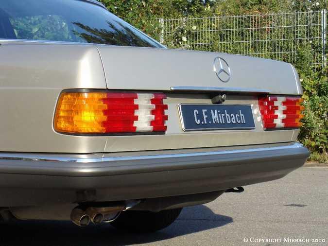 Les Mercedes 500/560 SE/SEL (W126)  15_67523