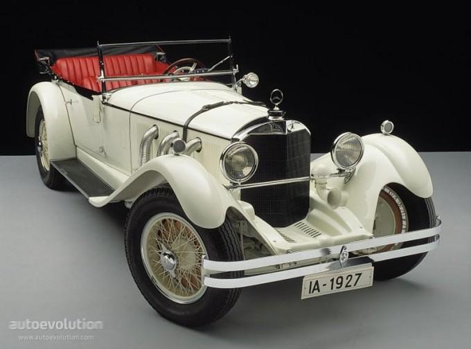 Mercedes SS SSK & SSKL (W06) 1928-1934 1654_m10