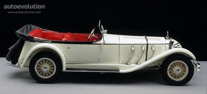 Mercedes SS SSK & SSKL (W06) 1928-1934 1655_m10