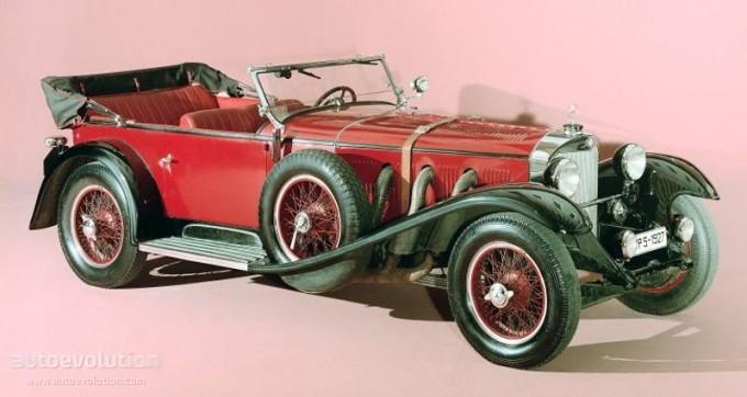 Mercedes SS SSK & SSKL (W06) 1928-1934 1656_m10