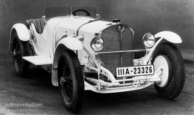 Mercedes SS SSK & SSKL (W06) 1928-1934 1658_m10