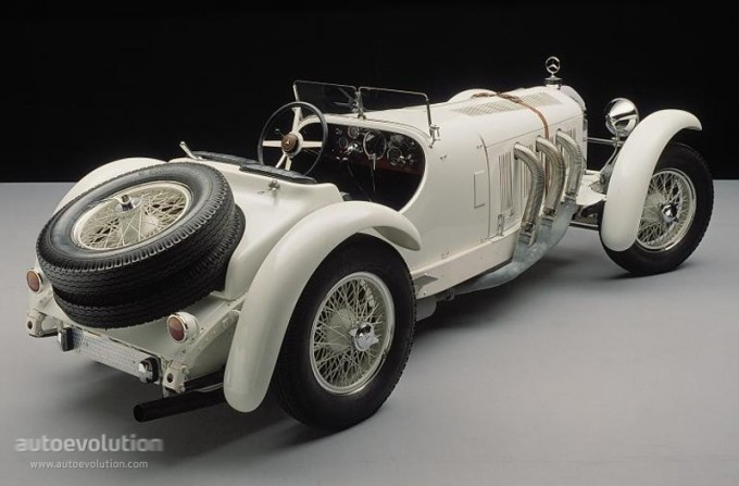 Mercedes SS SSK & SSKL (W06) 1928-1934 1659_m10