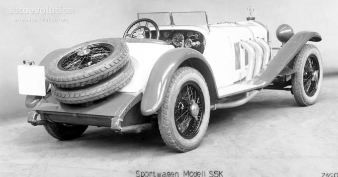 Mercedes SS SSK & SSKL (W06) 1928-1934 1660_m10