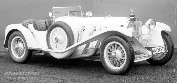Mercedes SS SSK & SSKL (W06) 1928-1934 1661_m10