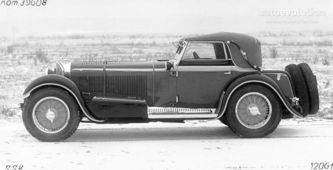 Mercedes SS SSK & SSKL (W06) 1928-1934 1662_m10