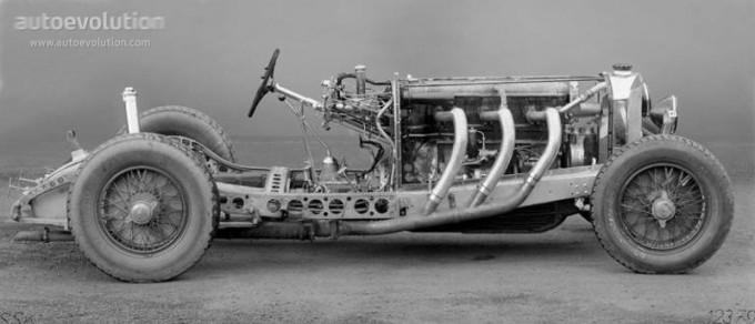 Mercedes SS SSK & SSKL (W06) 1928-1934 1665_m10