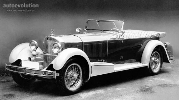 Mercedes SS SSK & SSKL (W06) 1928-1934 1668_m10