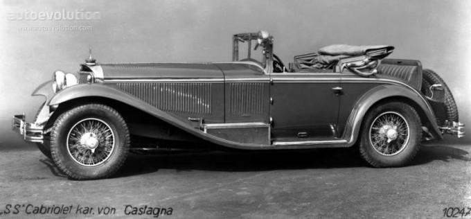 Mercedes SS SSK & SSKL (W06) 1928-1934 1669_m10